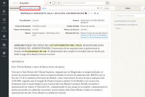 Sentencia nº 101 2015 de TS%20 Sala 1ª%20 de lo Civil%20 9 de Marzo de 2015%20%20 vLex España